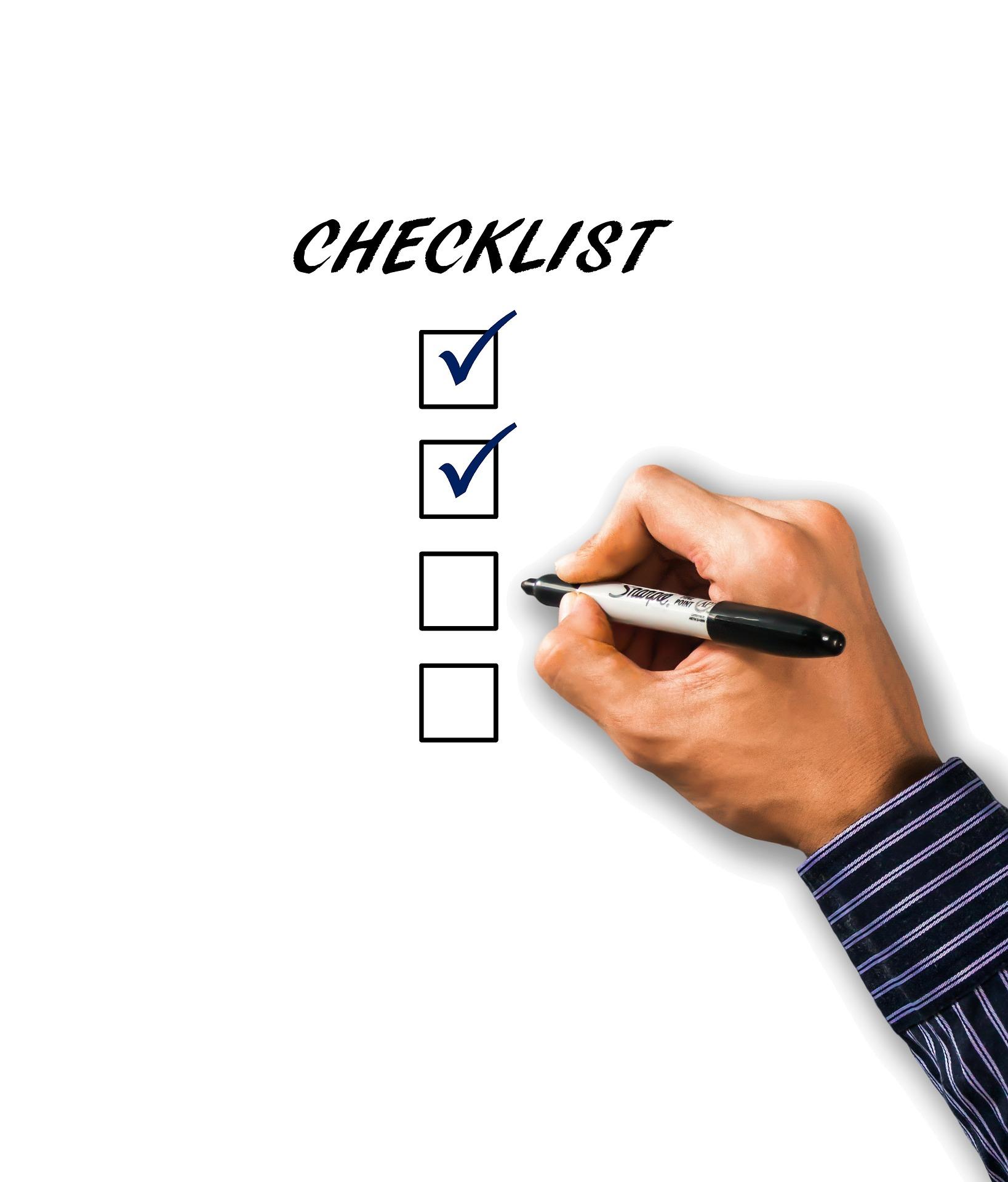 Checkliste Elternunterhalt